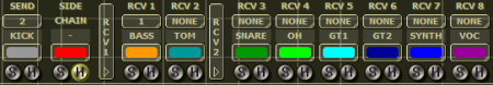 Filterizor 2D 3D multi channel equalizer filter effect audio plug-in VST VST3 AU AAX Free channels