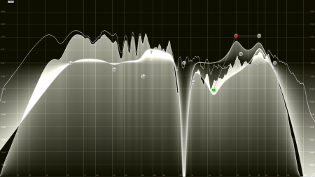 Filterizor 2D 3D multi channel equalizer filter effect audio plug-in VST VST3 AU AAX Free types