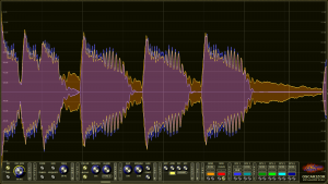 Oscarizor 2D 3D multi channel spectrum analyzer audio plug-in VST VST3 AU AAX Free compressor analyzer