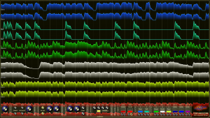 Oscarizor 2D 3D multi channel spectrum analyzer audio plug-in VST VST3 AU AAX Free stereo absolute